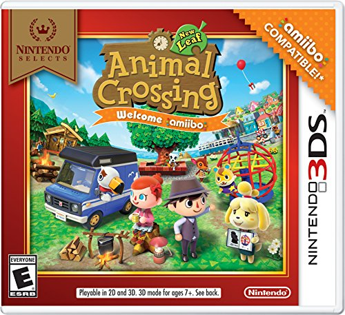 Nintendo Selects: Animal Crossing New Leaf Welcome [USA]