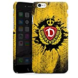 Apple iPhone 6 Hülle Premium Case Cover Sg Dynamo Dresden Fanartikel Fussball