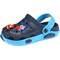 Carcassi Children's Kids Girls Boys Holiday Summer Pool Clogs Sandals Shoes Size 6-2