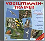 Produkt-Bild: Vogelstimmen-Trainer. CD-ROM: Gesänge und Rufe 175 heimischer Vögel