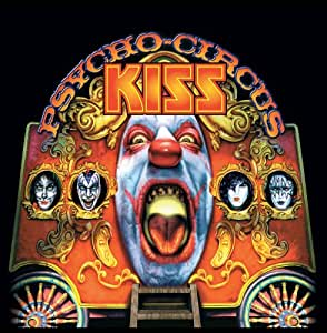 Psycho Circus (Limited Back to Black Vinyl) [Vinyl LP]