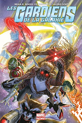 LES GARDIENS DE LA GALAXIE MARVEL NOW T04