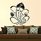 Decals Design 'Pious Lord Ganesha' Wall ...