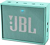 #5: JBL GO Portable Wireless Bluetooth Speaker with Mic (Teal)