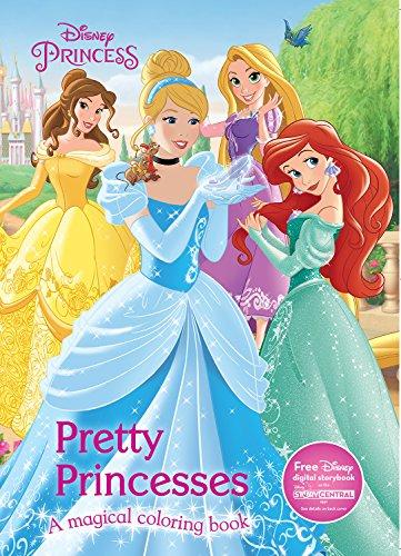 Disney Princess Coloring Book Pdf