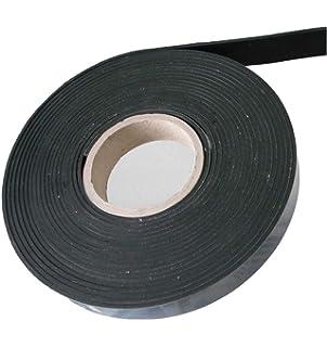 Gummiplatte Sch/ürfleiste Gummistreifen in der Gr/ö/ße 3000x40x5mm Hartgummi Vollgummi Gummiauflage Gummimatte