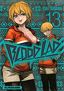 Blood Lad Edition simple Tome 13