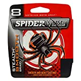 SpiderWire - Stealth Smooth 8 - Red - 0,12mm - 10,7kg - 300m