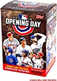 Topps 2018 Opening Day Baseball Factory Sealed 11 Pack Blaster Box