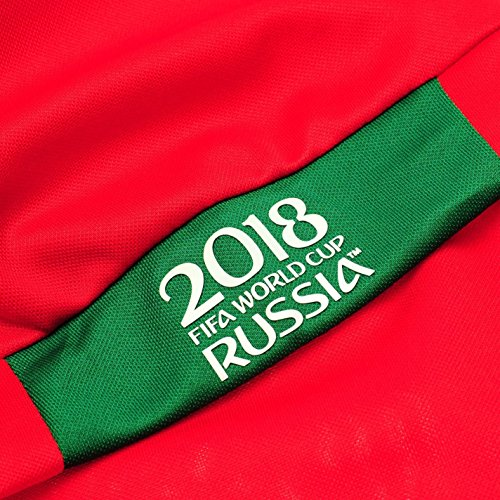 FIFA World Cup 2018 Portugal T-Shirt Mens Red Football Soccer Tee Shirt XXLarge