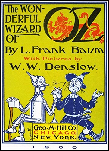 The Wonderful Wizard of Oz : With Classic Illustration (English ...
