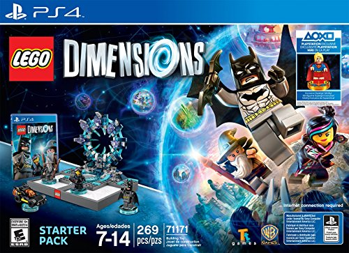 LEGO Dimensions Starter-Set für PlayStation - Playstation 4 Lego Dimensions
