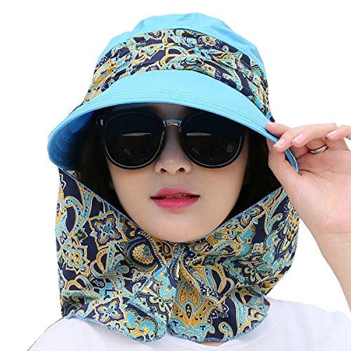 m Cap Visor Hüte UV Schutz Sommer Sonnenhüte (01) (Roll-up Outdoor-schatten)