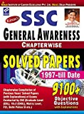 #10: SSC General Awareness Chapterwise Solved Papers - 1610: Chapterwise Solved Papers 1997 to till Date (9100+ Objective Question)