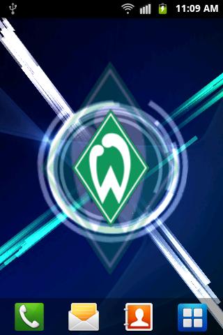 Werder Bremen 3D Live Wallpaper: Amazon.de: Apps für Android