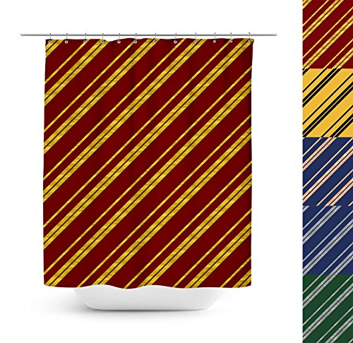 Harry-Potter-Inspired-House-Stripes-Shower-Curtain