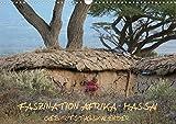 Faszination Afrika: Massai  Geburtstagskalender  (Wandkalender immerwährend DIN A4 quer): 13 faszinierende Bilder eines afrikanischen Naturvolks  Monatskalender, 14 Seiten (CALVENDO Menschen)