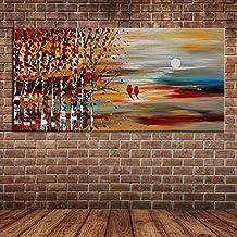 Amazon.it: quadri su tela ad olio grandi dimensioni