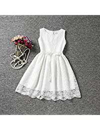 ad2d9de541 Amazon.es  vestidos blanco playa  Ropa