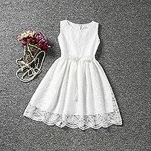 gran selección de 45322 fc7b2 Amazon.es: Vestidos Blanco Playa - Blanco