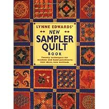 Lynne Edwards' New Sampler Quilt Book