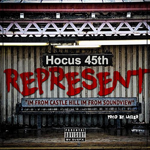 Represent (I'm from Castle Hill I'm from Soundview) [Explicit] - Soundview Audio