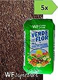Terriccio Universale Biologico 70% TORBA - 5 sacchi 70 lt. - orto fiori piante prato 80