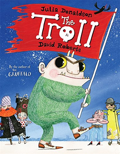 The Troll por Julia Donaldson
