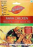 #7: Nimkish Rara Chicken Masala, 50g