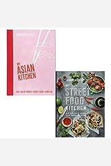 My asian kitchen, my street food kitchen 2 books collection set by jennifer joyce Hardcover