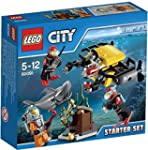 LEGO 60091 City Explorers Deep Sea St...