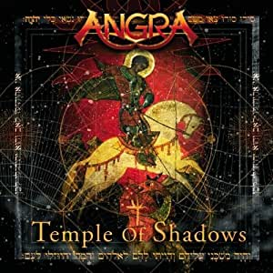 Temple of Shadows [Import anglais]