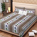 Bright Cotton Double Bed Sheet Cotton Br...