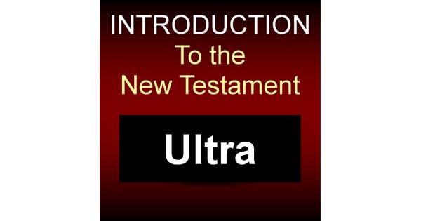 Einleitung In Das Neue Testament Ultimate Von Louis Berkhof