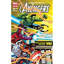 Avengers Ft. Hulk & Nova (2016) #2 (of 4)