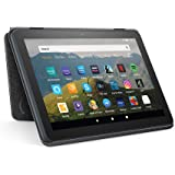 Amazon Fire HD 8 Tablet Case | Compatible with 10th generation tablet (2020 release), Charcoal Black