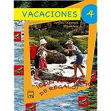 Vacaciones 4 (Vacaciones Primaria) - 9788421832455