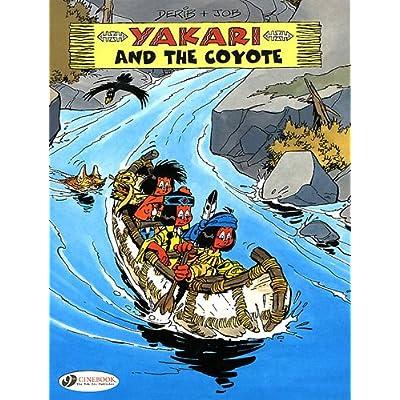 Yakari - tome 9 And the coyote (09)