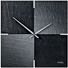 Idea Regalo - AMS.vaerstdesign Wanduhren klassisch 9520