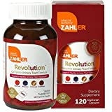 Zahlers UTI Revolution, Urinary Tract and Bladder Health, Cranberry Concentrate Pills Fortified with D-Mannose and Probiotics, Certified Kosher,120 Capsules from Advanced Nutrition by Zahler