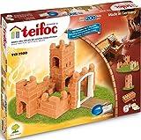 No Name (foreign brand)) Teifoc Kleine Burg Modellbau-Set