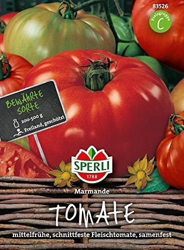 Sperli-Samen Tomate Marmande