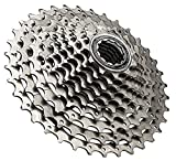 Best 10-speed Bicycles - Shimano Deore CS-HG62-10 10 Speed Bicycle Cassette, Silver Review