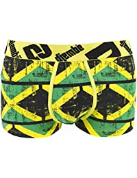 Pomm'poire - Boxer imprimé drapeau Jamaïque by Djembé - Homme