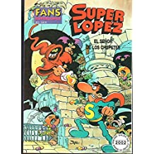 Amazon.es: Super Lopez: Libros