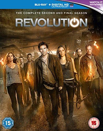 Revolution - Season 2 [Blu-ray]