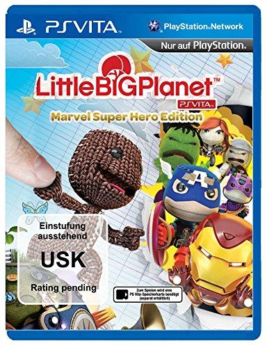 Little Big Planet - Marvel Super Hero (Kostüme Run Run Sackboy)
