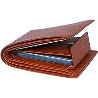 IBEX Men Tan Artificial Leather Wallets for Men