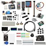 SainSmart RFID Master Kit with Motor Servo, LCD, Various Sensors for Arduino IDE AVR MCU Learner