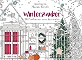 Winterzauber: Postkartenbuch von Maren Kruth